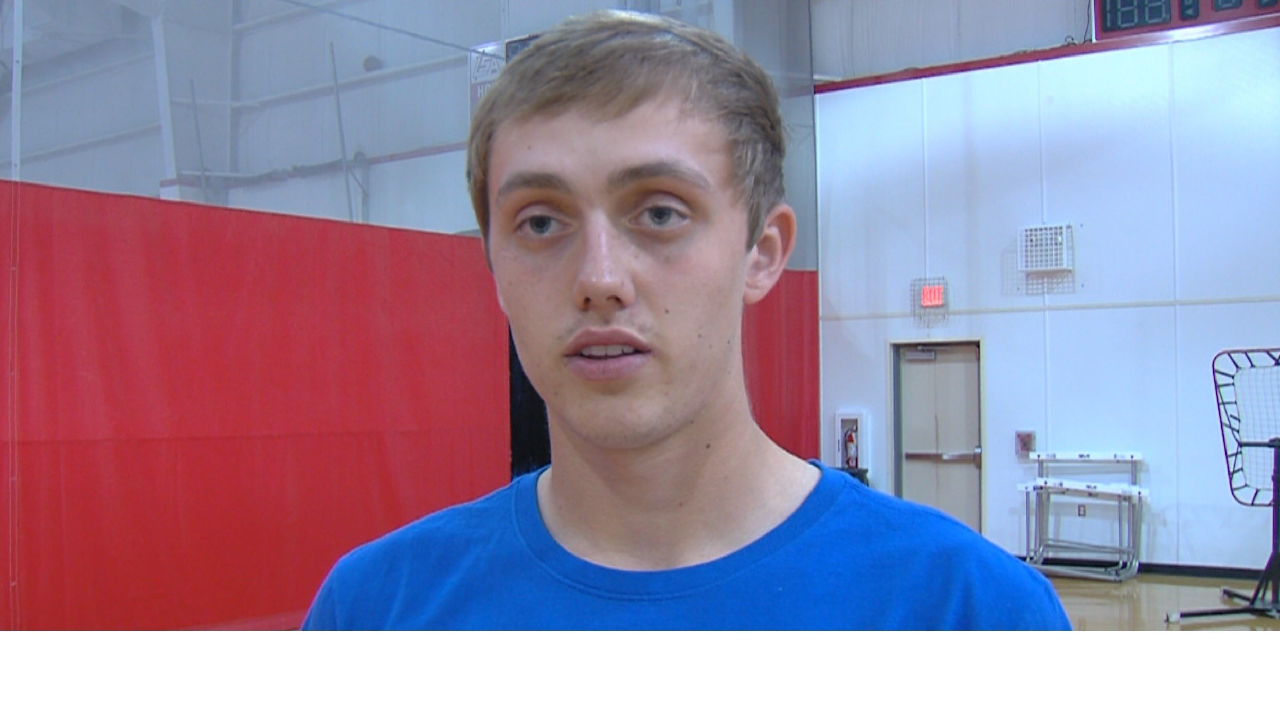 LSA's Parker Nichols said he will play either the 1 or 2 at Millikin, but his specific role has yet to be determined.