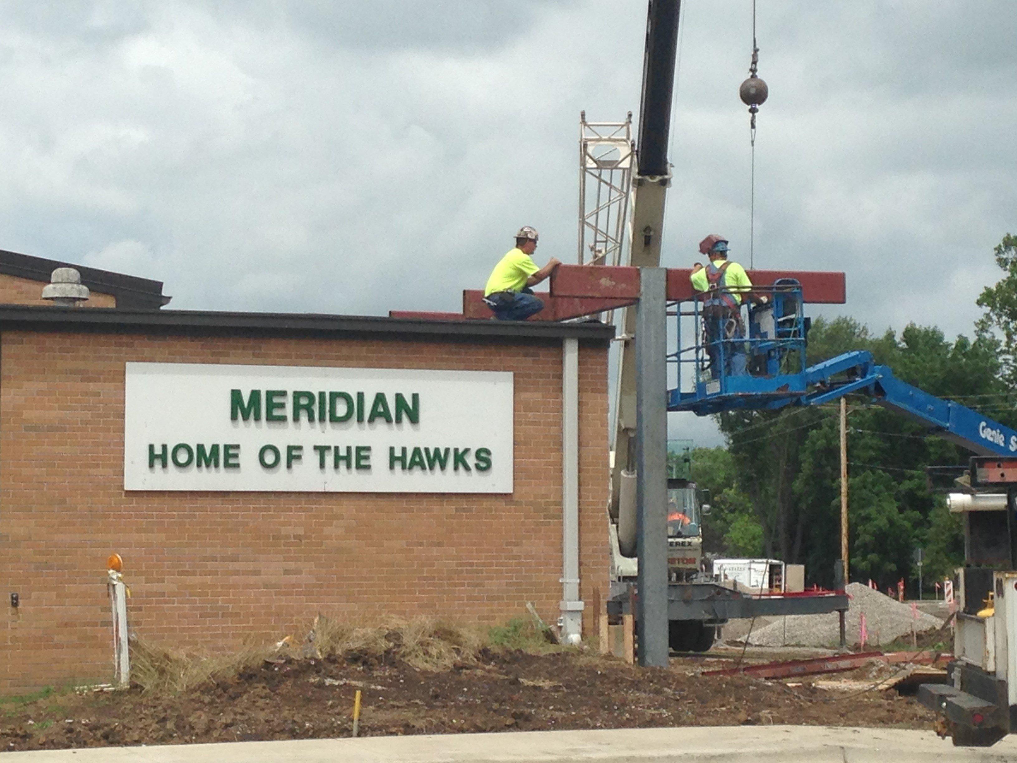Meridian Gets School Construction Money Wandtv Com