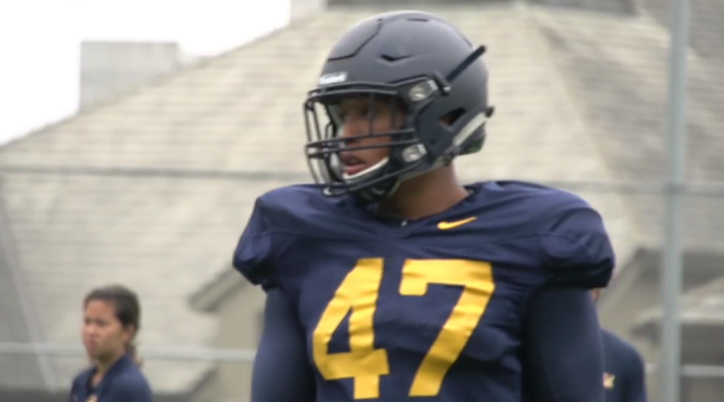 Nickerson Jr. led Cal in tackles last year