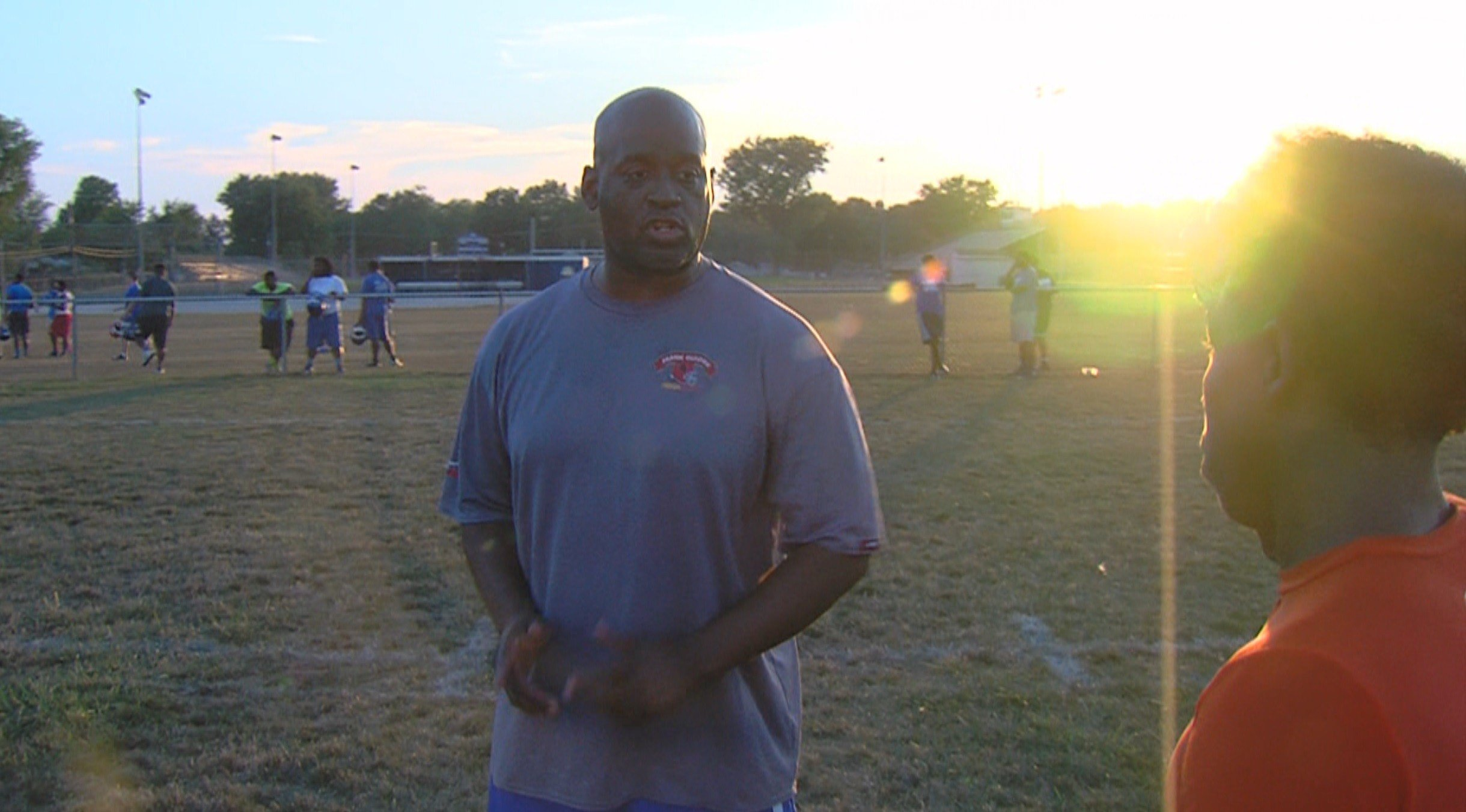 MacArthur head coach Derek Spates is one of nearly 10 staff members who wore the Generals uniform when they were in school.