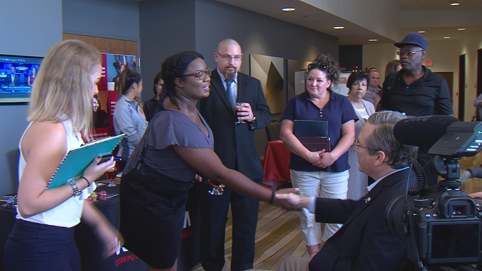 Job Fair Brings Hope to Veterans  Wandtvcom  ~ Wand Tv Careers