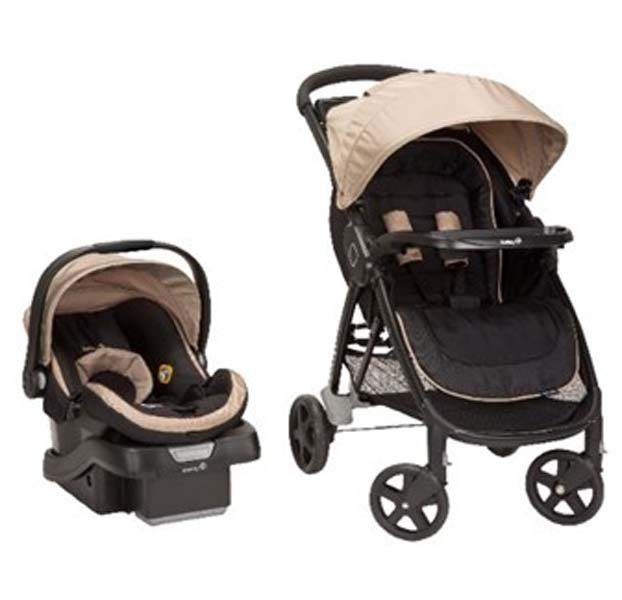 Strollers made by Safety 1st recalled due to fall hazard
