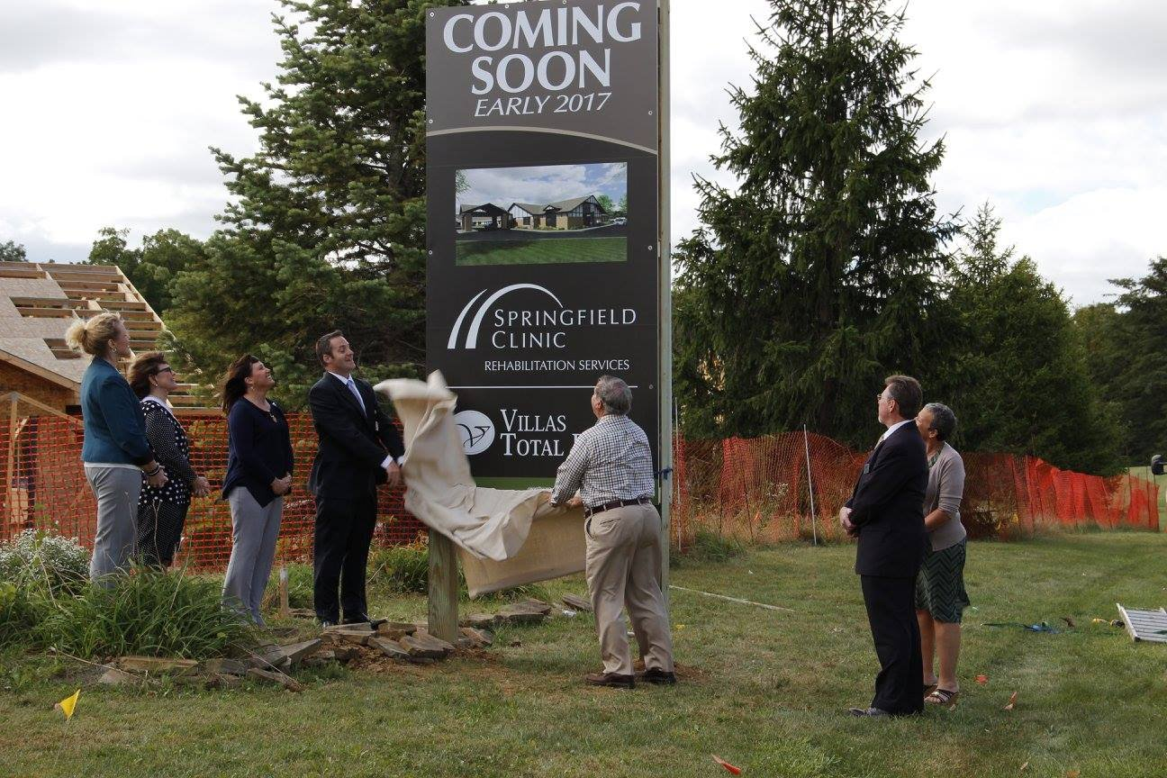Springfield Clinic Partnering With Villas Senior Care