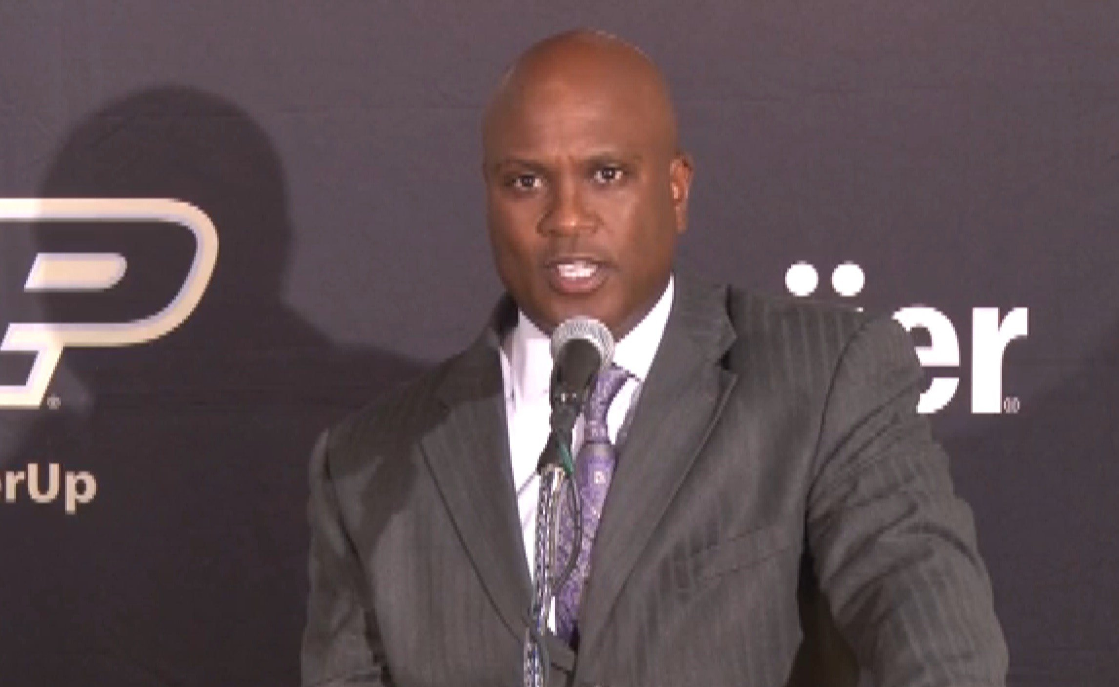 Purdue head coach Darrell Hazell is 8-32 (2-23 in the Big Ten) in three plus years on campus.