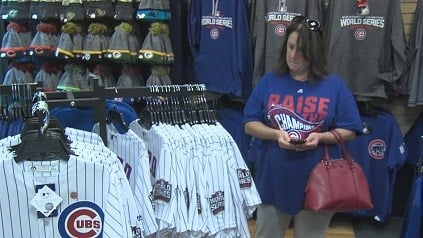 Throngs of Chicago Cubs fans expected for parade