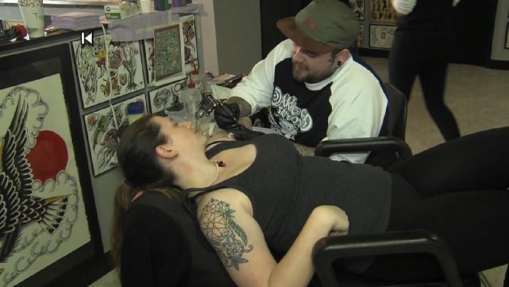 News newscenter17 stormcenter17 central for Oakwood tattoo decatur il