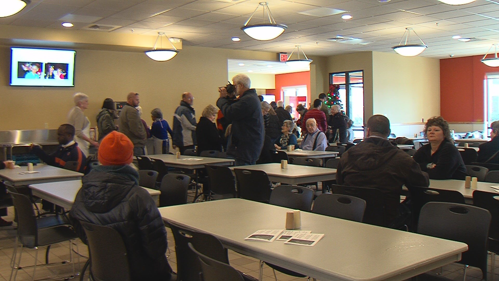 Daily Bread Soup Kitchen Hosts Open House Chicago News
