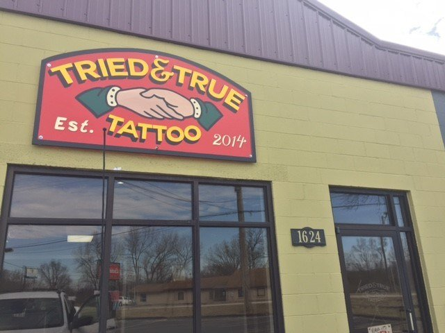 decatur tattoo shop with hopes to move downtown gets