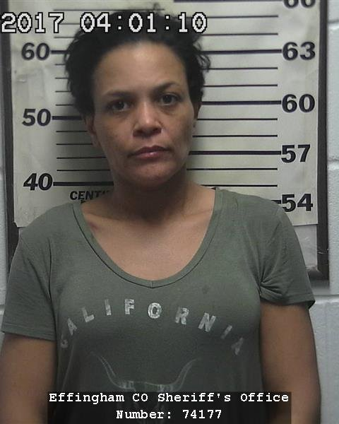 Alyson Rodriguez (Provided Photo/Effingham County Sheriff's Department)