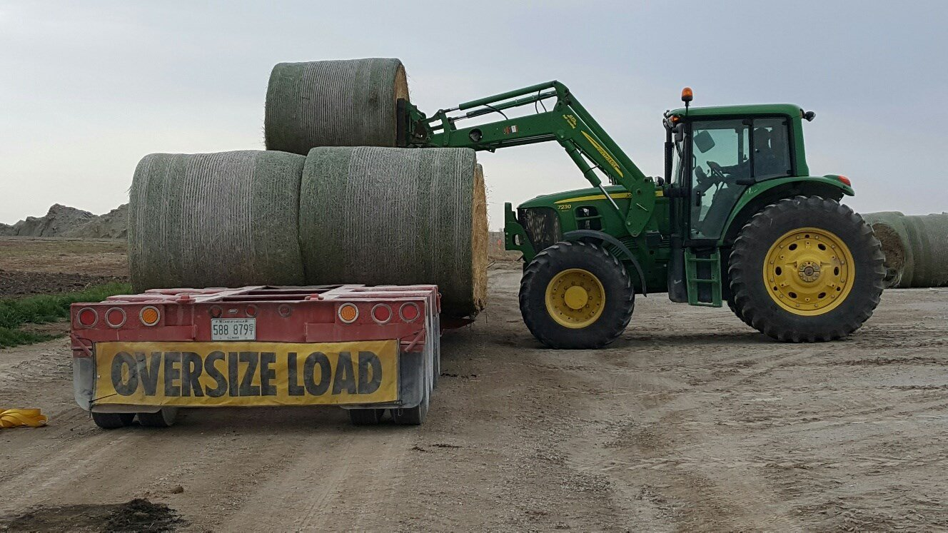 Illinois vermilion county fairmount - Vermilion County Vermilion County Farmers Are Planning To Donate Extra Hay To Ranchers And Farmers In Kansas Who Have Been Affected By Recent Wildfires