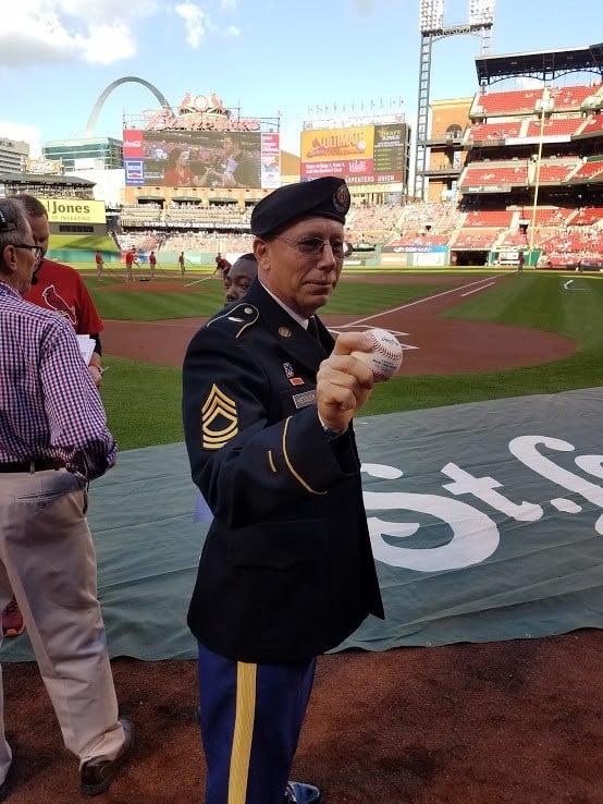 Master Sergeant Tim Kessler