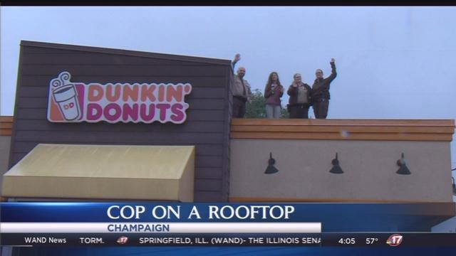 'Cops on Rooftops' to Benefit Special Olympics