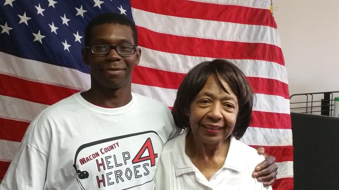 Photo courtesy of Help 4 Heroes