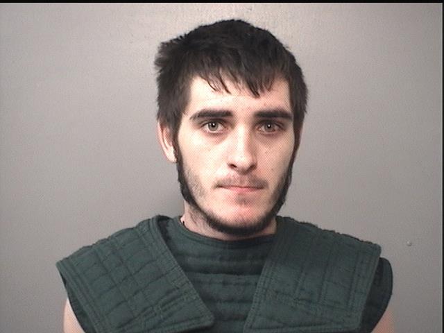 Joshua Whitaker, 22