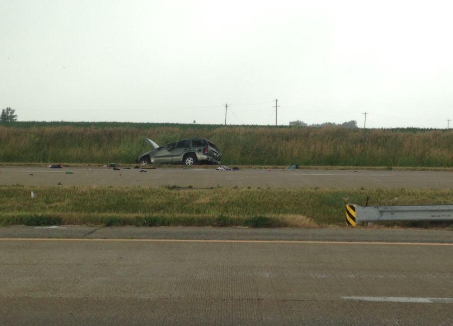 Car Crash Dewitt County