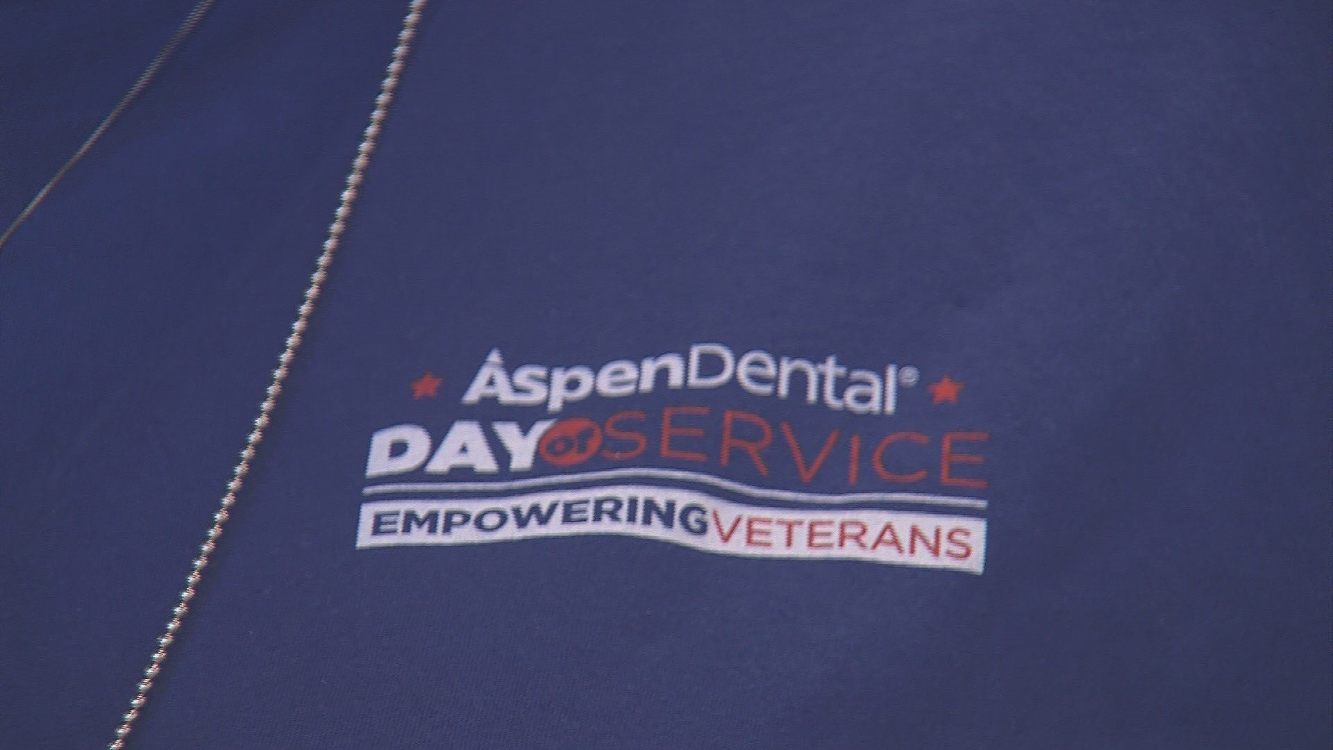 Veterans Receive Free Dental Work for Annual Day of Service