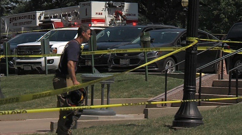 1 Person Arrested For Suspicious Powder Situation At IL Capitol