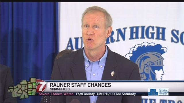 Rauner Vows Special Session Without Education Funding Plan By Noon Monday