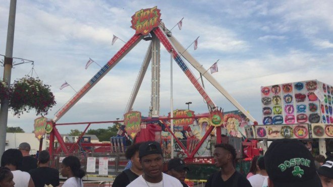 Funeral for teen killed on Ohio State Fair ride held Tuesday