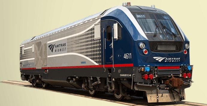 New trains to shave hour off Amtrak's Chicago-to-St. Louis trip