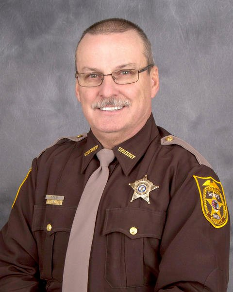 Douglas Co. Sheriff Fred Galey. Photo courtesy of The News-Gazette