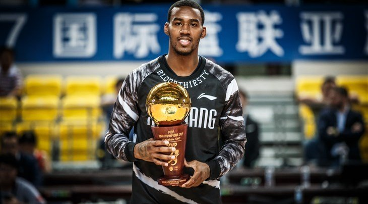 MacArthur graduate Darius Adams averaged 22.0 points, 6.0 rebounds, 4.3 assists and 2.9 steals per game in the FIBA Asia Champions Cup this past week.