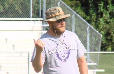 Shelbyville Head Coach Bill Duckett