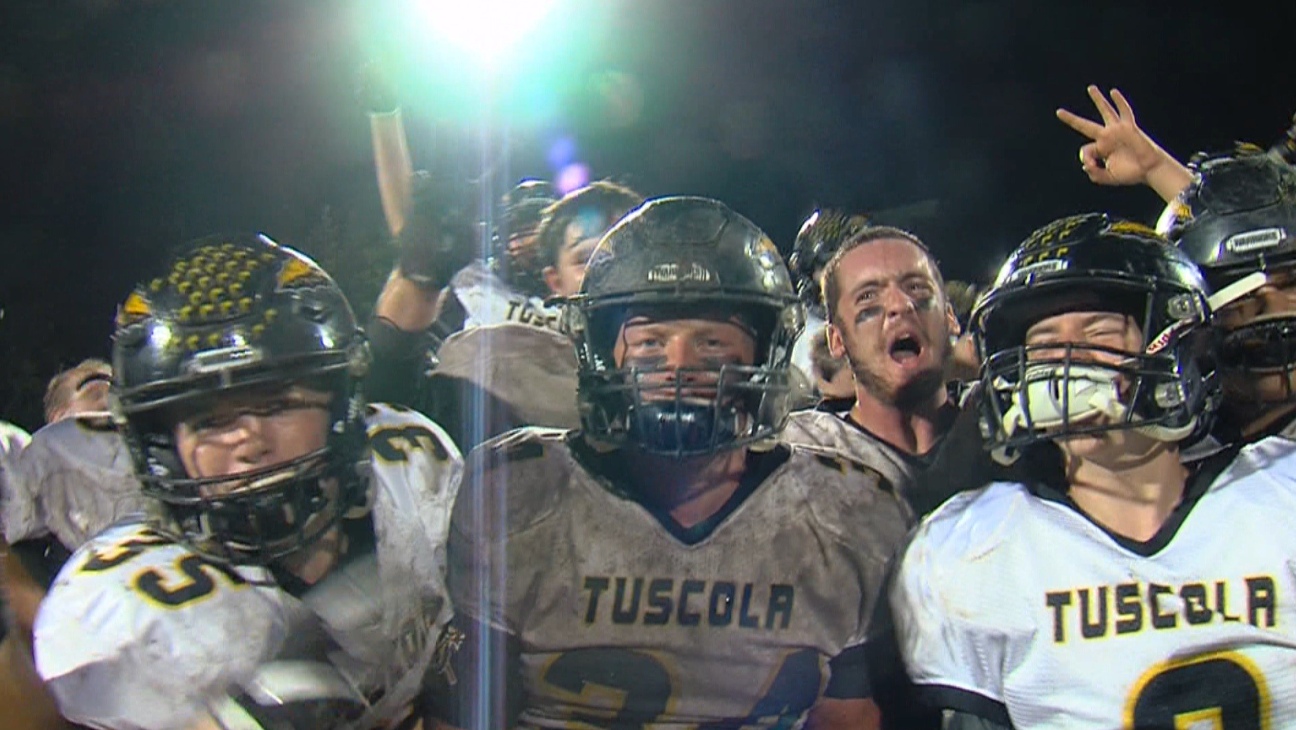 1A No.2 Tuscola knocked off 3A No. 5 St. Teresa 24-21 in the WAND Game of the Week.
