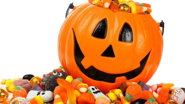 California's favorite Halloween candy? It's changed!