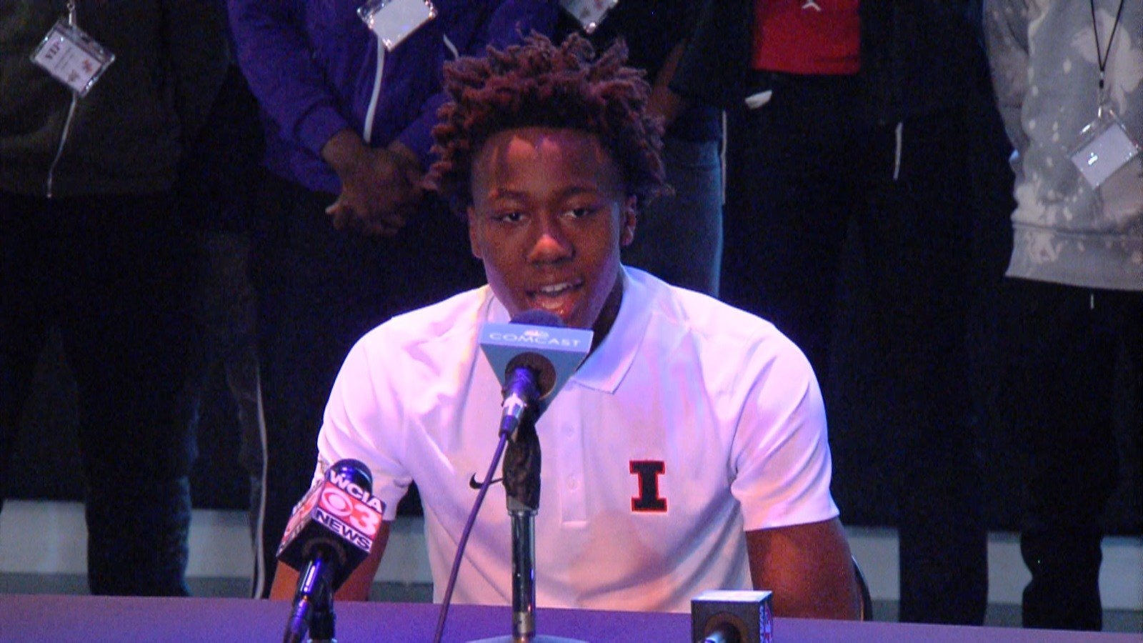 Ayo Dosunmu picks Illini