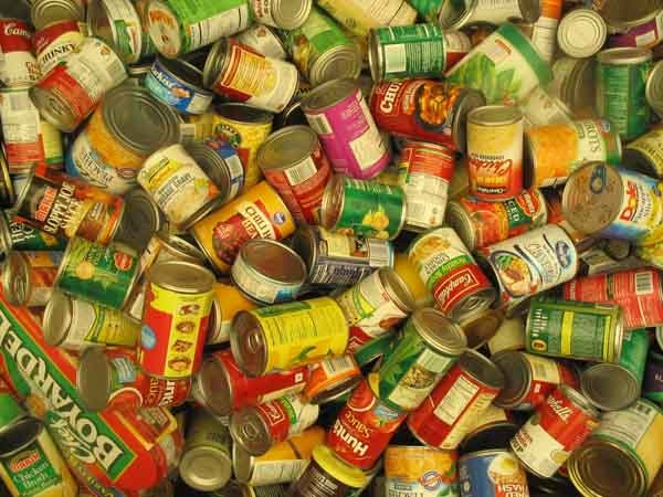 Stamp Out Hunger Food Drive is May 12