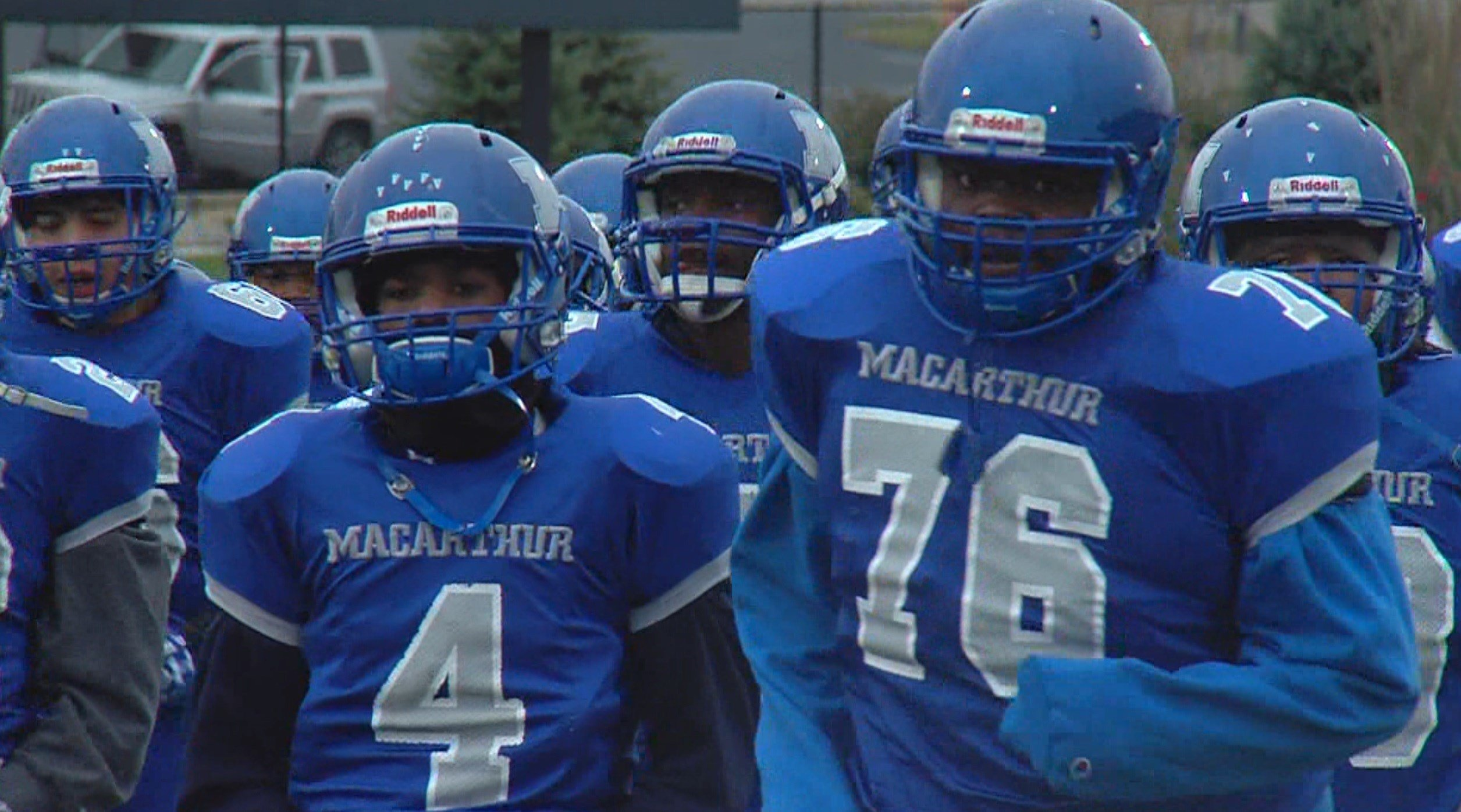 (6) MacArthur took down Big Twelve foe (11) Peoria Notre Dame in the opening round of the 5A playoffs.