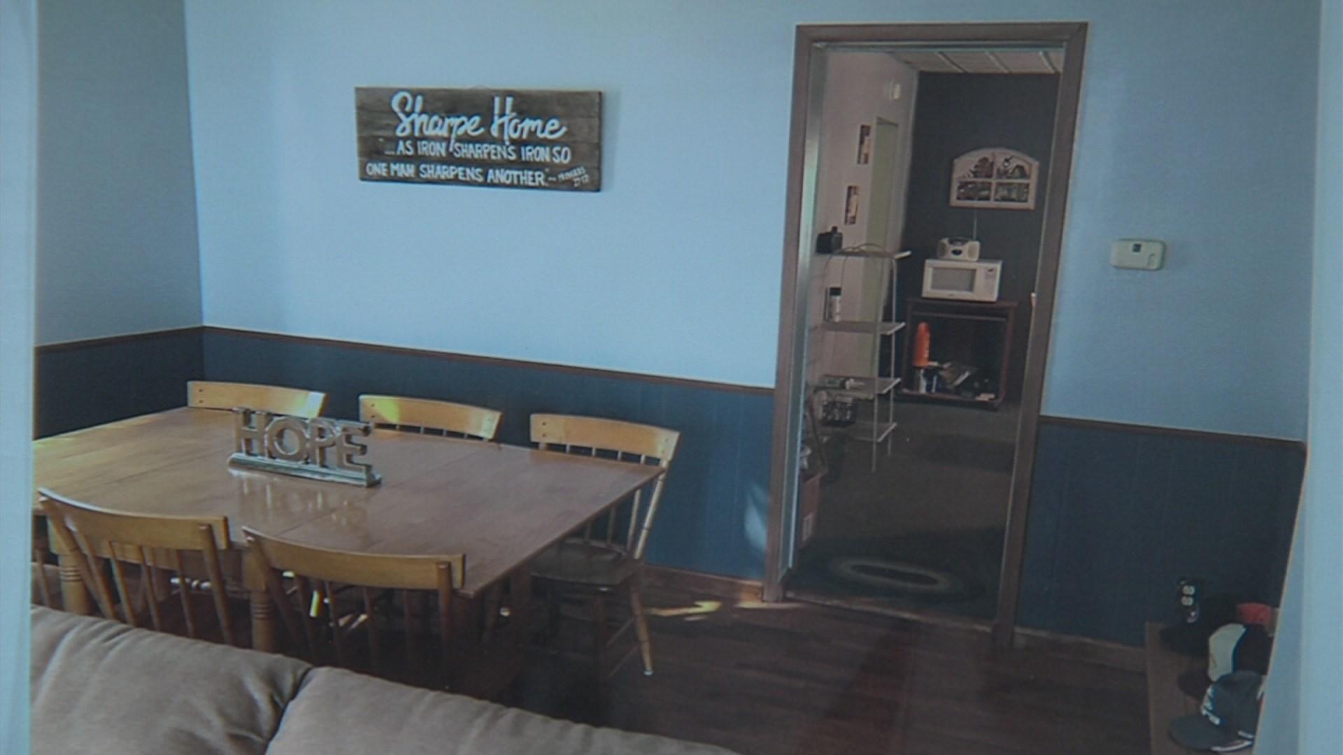 The Sharpe House aids sobriety - Wandtv.com, NewsCenter17 ...