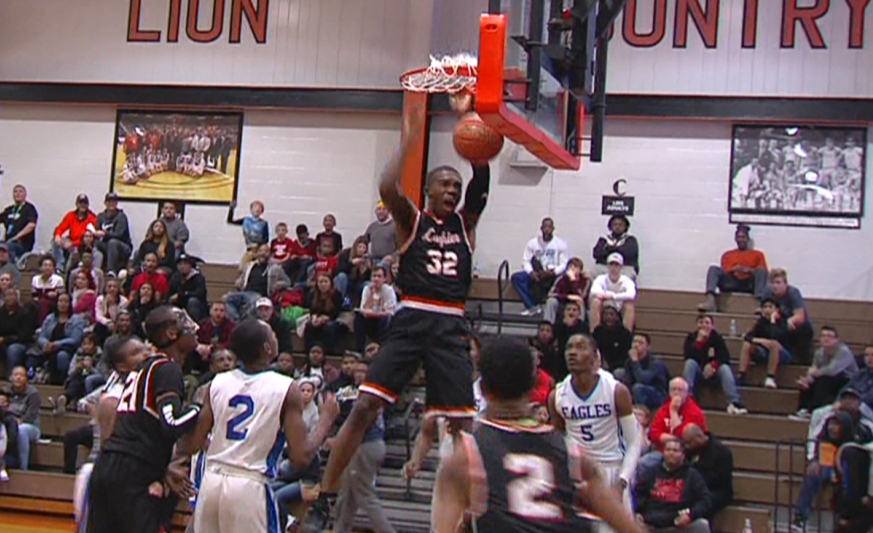 Lanphier junior Karl Wright and the Lions cruised past Brooks (Chicago) 78-28 on Tuesday in the Adam Lopez Tournament opener.