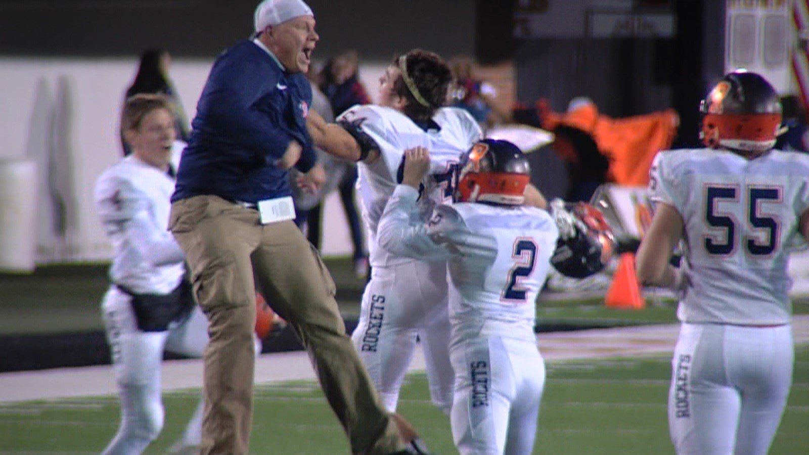 Rochester has won seven of eight state championships in 4A, including two in a row.