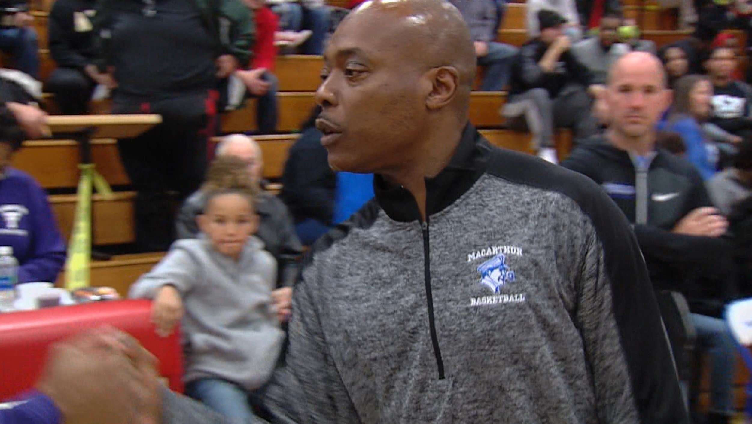 MacArthur head coach Ron Ingram was 58-31 in his first three years as head coach of the Generals.