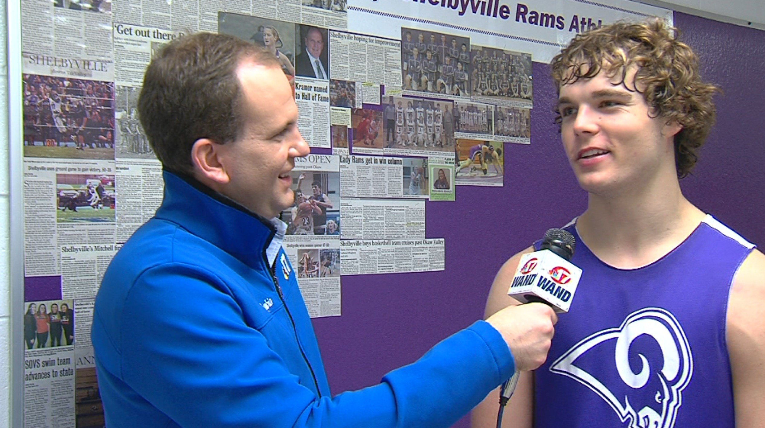 Shelbyville quarterback Turner Pullen is No. 1 all time in Illinois in career points scored  with 962.