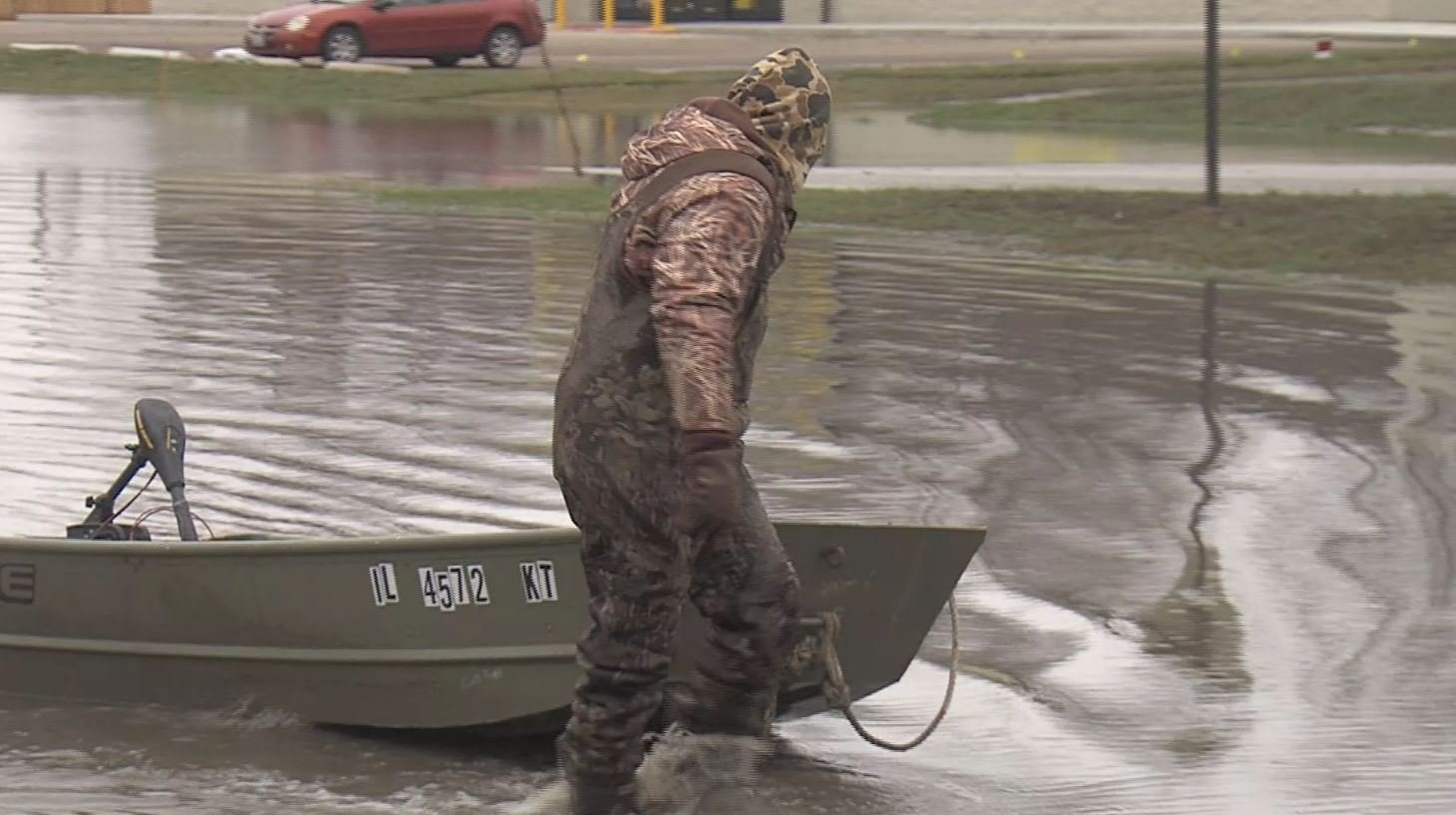 Pictured: Kincaid flooding cleanup