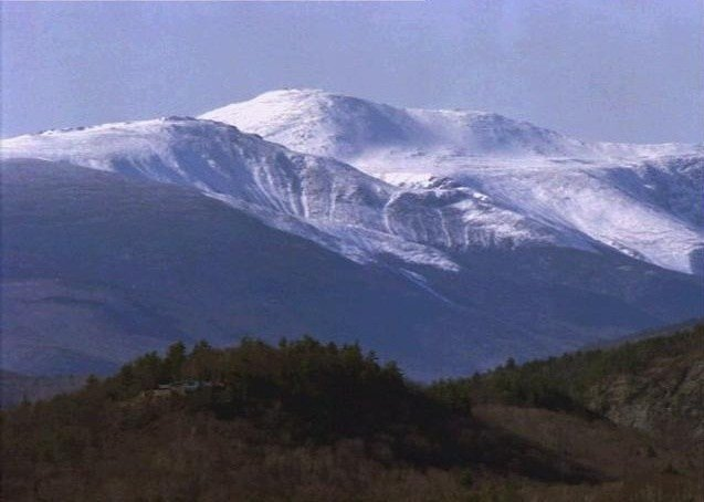 Mt. Washington Tied for Second Coldest on Earth