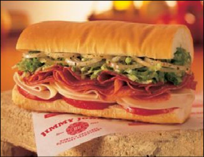 Wisconsin Salmonella outbreak linked to sprouts at Jimmy Johns