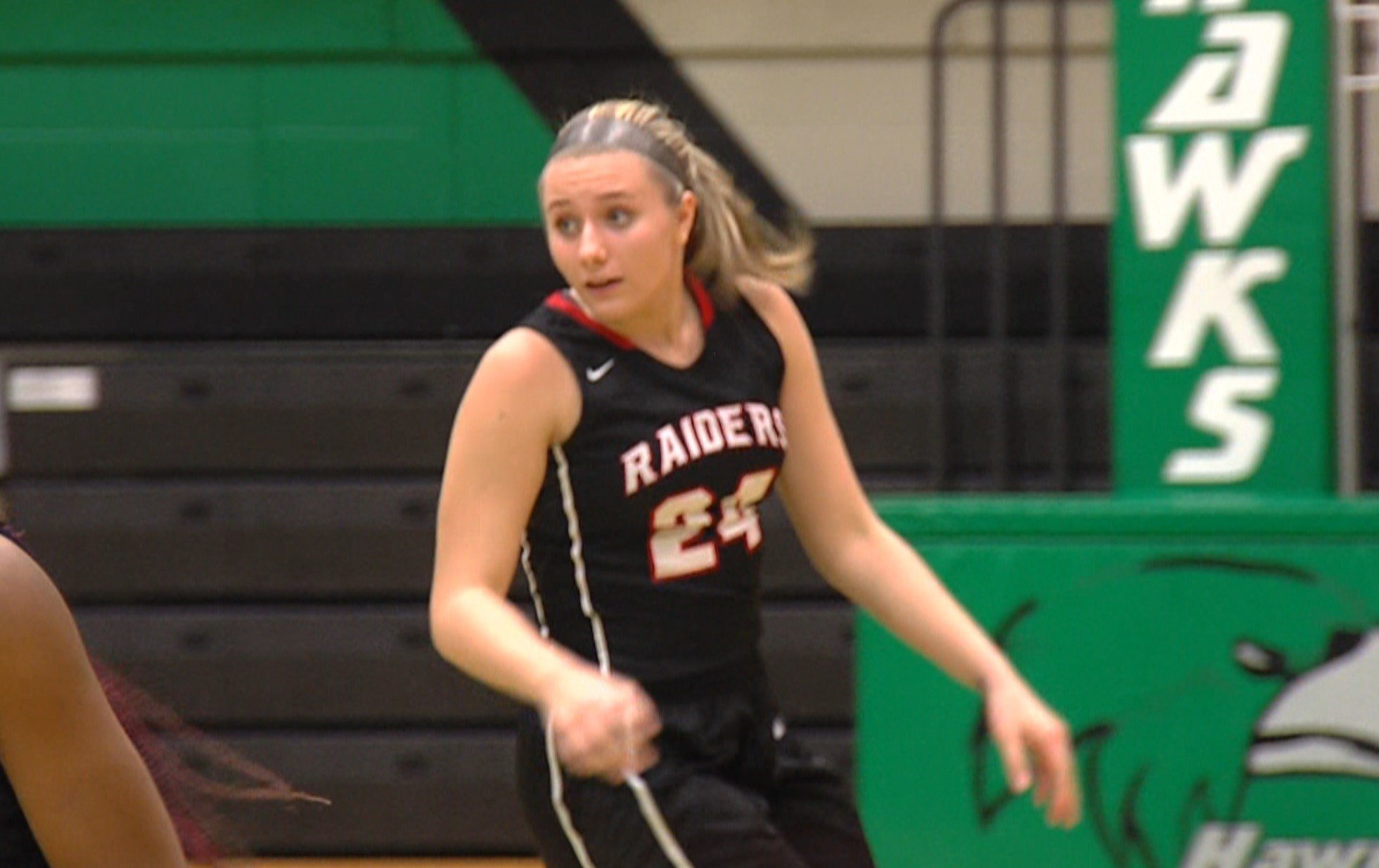 Channing Reed and Central A&M are CIC Tournament champions after the No. 2-seeded Lady Raiders took down No. 1 seed Tuscola 58-55.