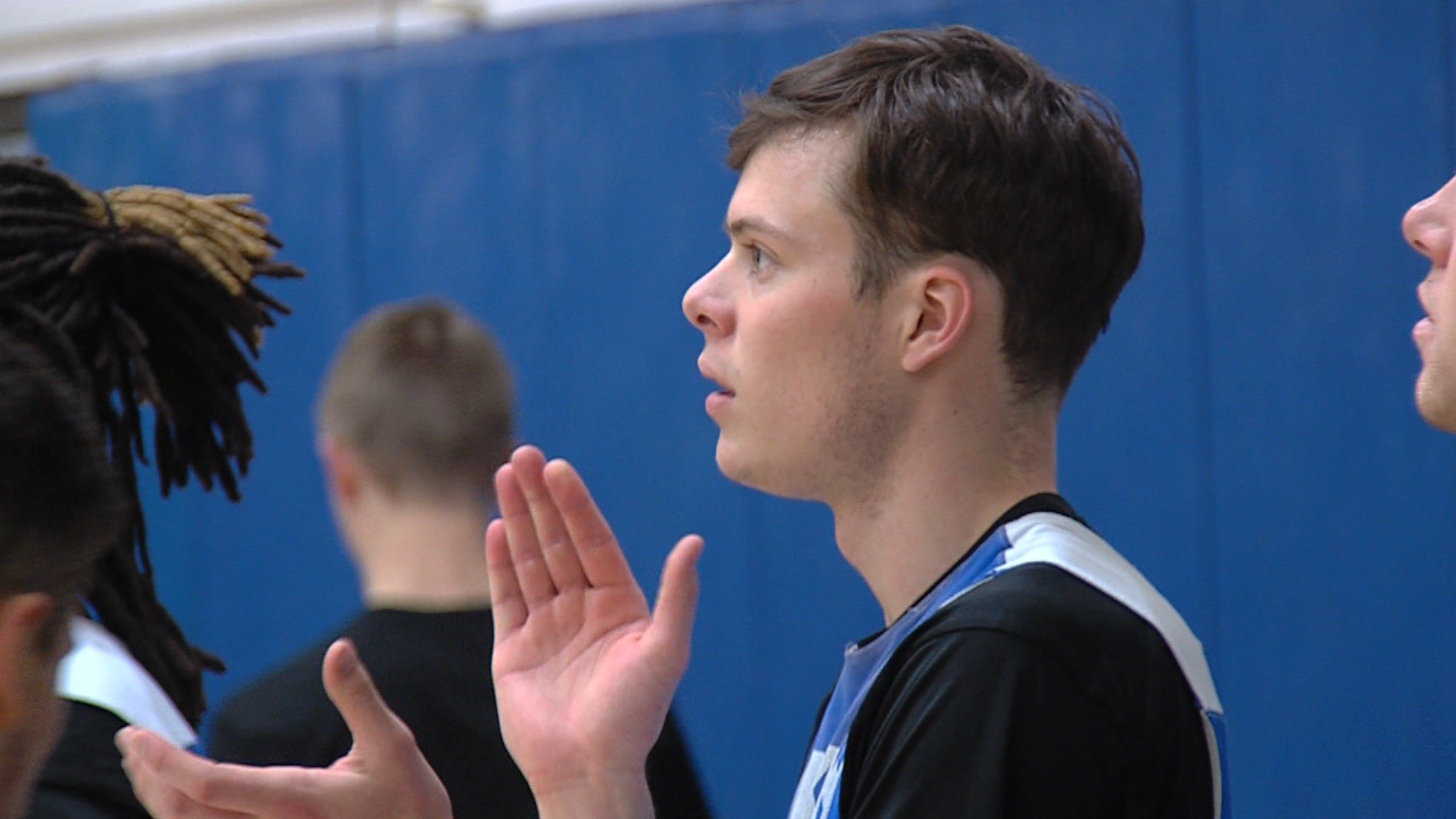 Millikin sophomore Zach Fisher ranks fifth in the nation in 3-point field goal percentage (.506).