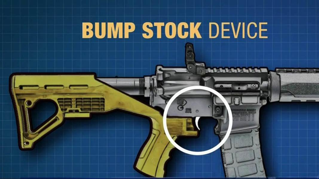 Trump Directs Justice Dept. to Propose Regulations Banning Bump Stocks