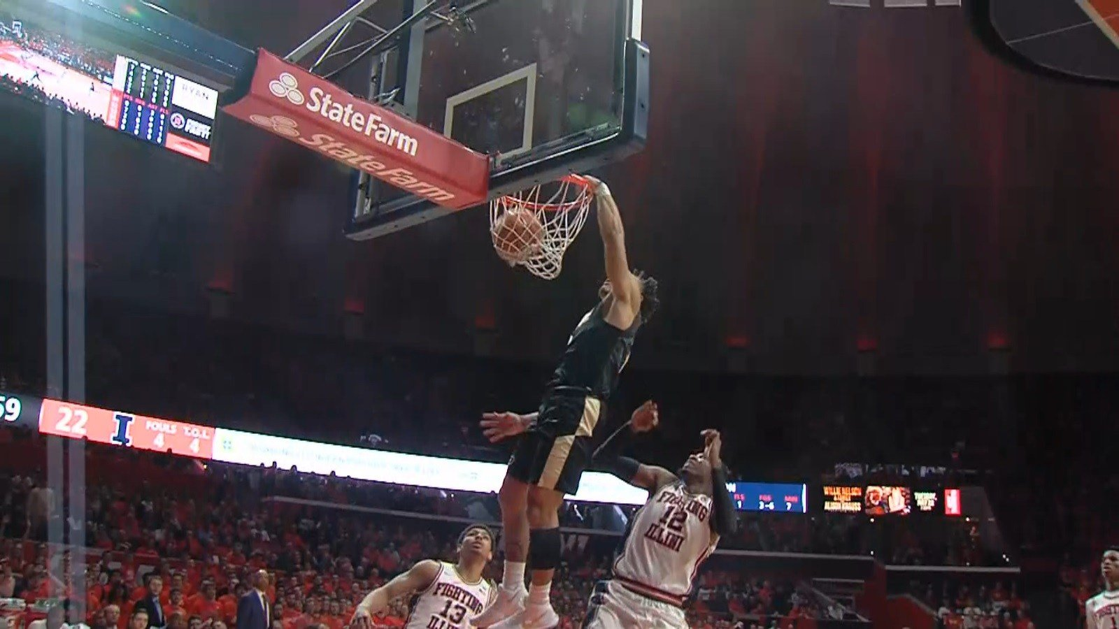 Carsen Edwards Dominates, And Purdue Gets The Road Win