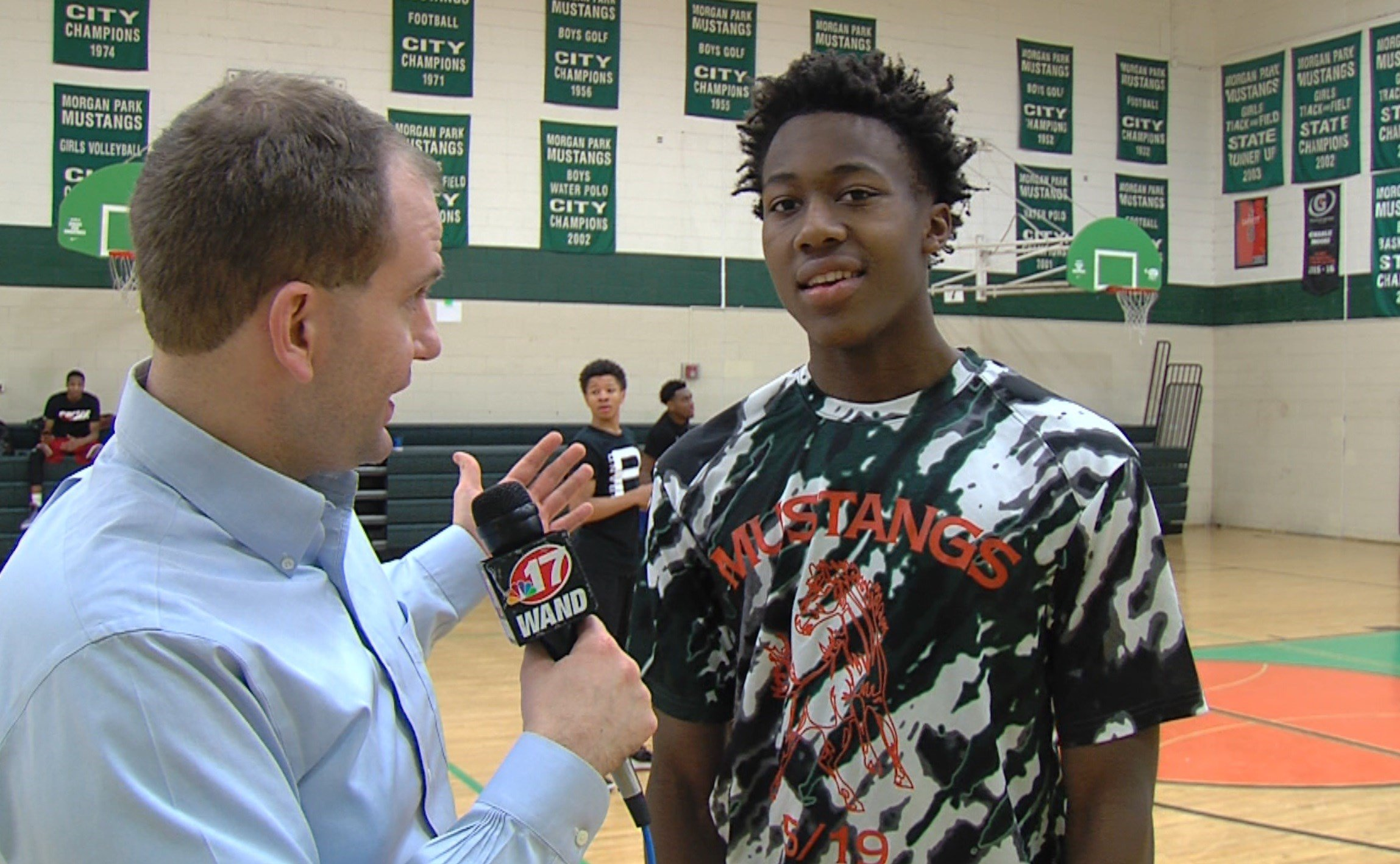 Morgan Park's Ayo Dosunmu is the No. 27 prospect in the country according to the 247Sports composite rankings.