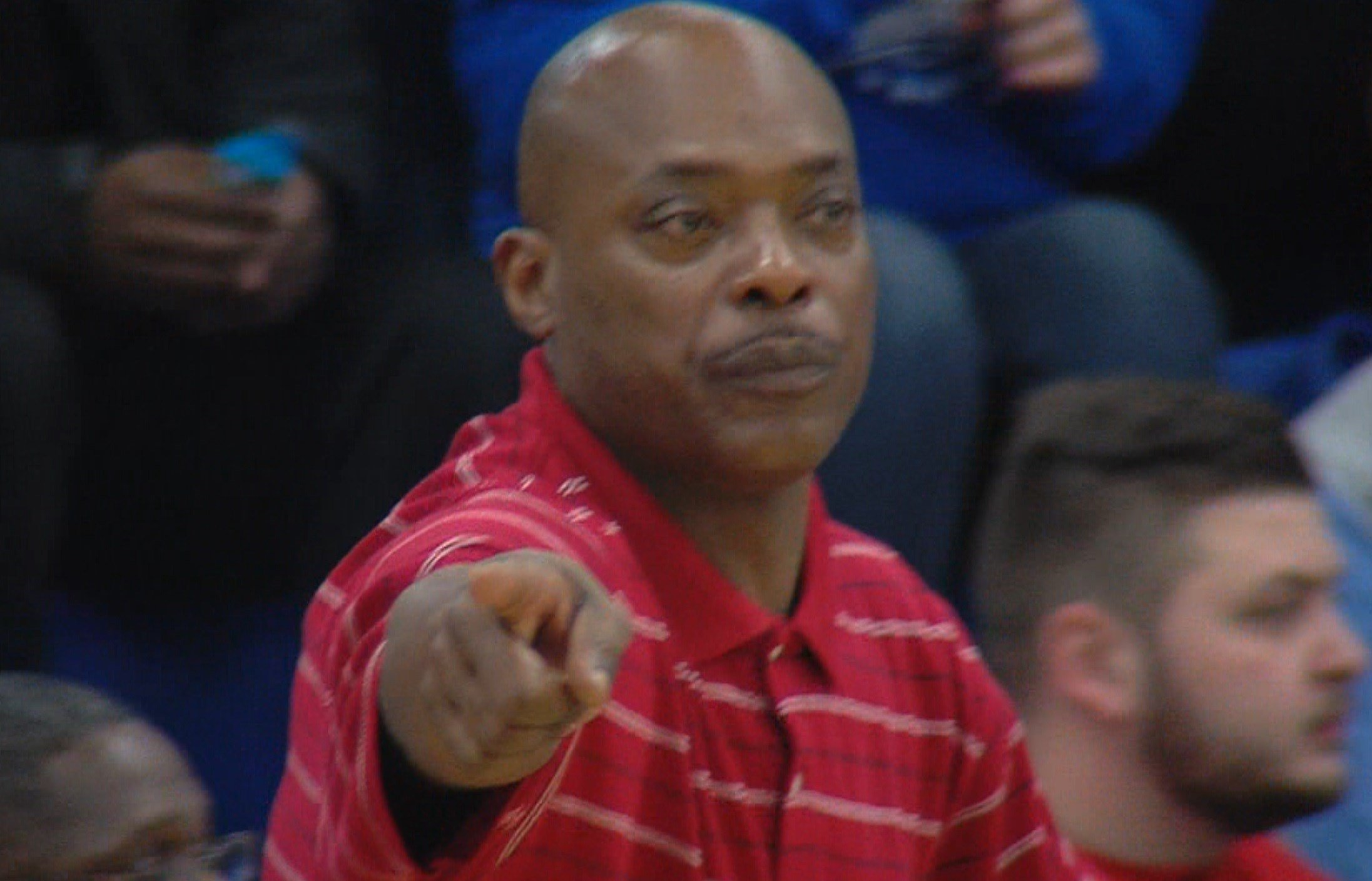MacArthur head coach Ron Ingram helped the No. 4-seeded Generals to a 70-59 win over No. 5 seed Taylorville on Wednesday in Decatur.