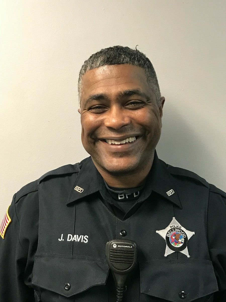 Officer James Davis Sr.