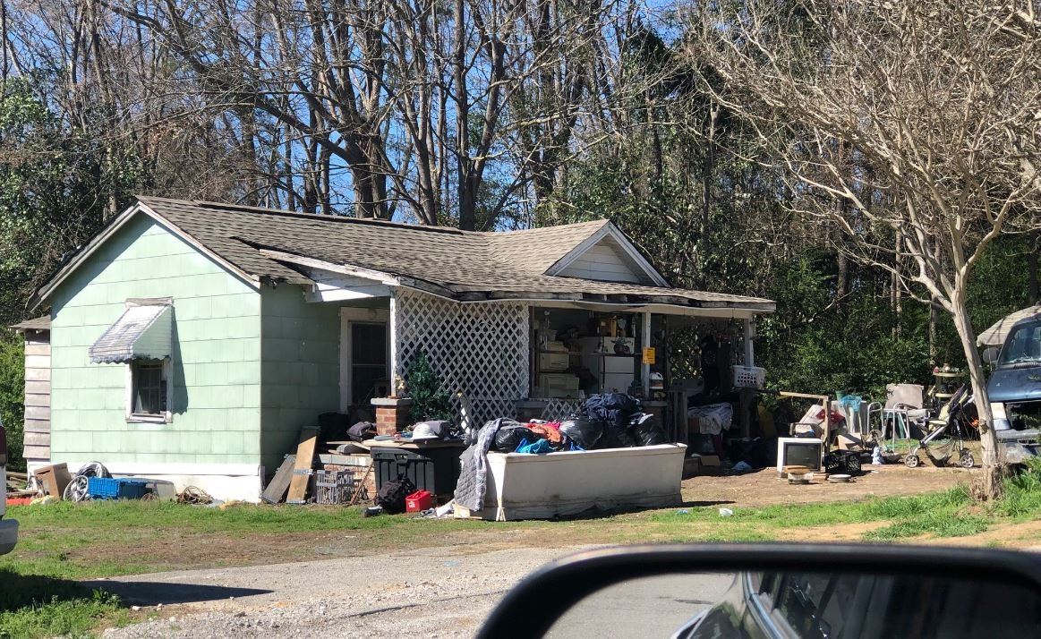 Body parts found, newlyweds arrested near mobile home