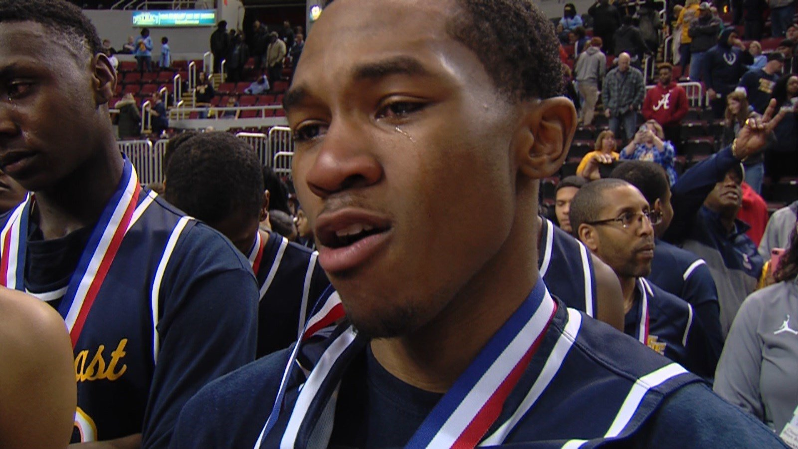 Southeast senior Kobe Medley posted 10 points and the Spartans came away with a second place trophy in the 3A state championship game against Morgan Park on Saturday in Peoria.