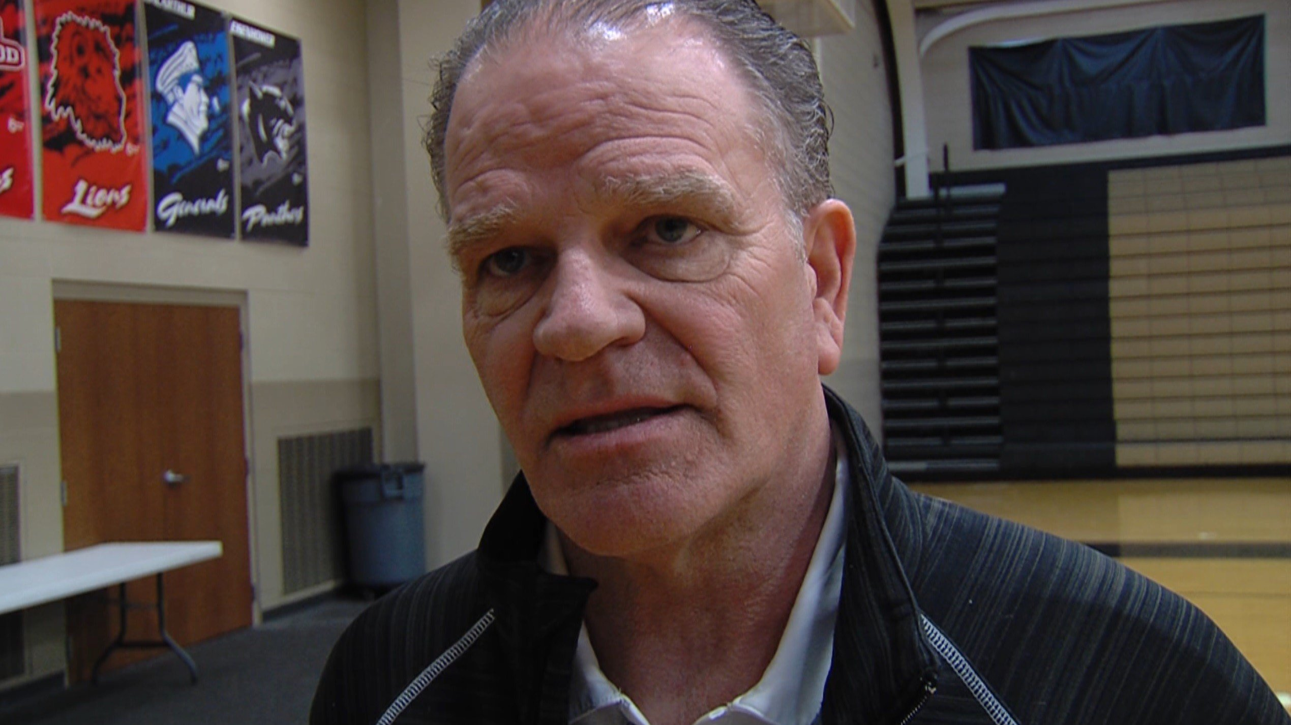 Ken Leonard has been head coach of Sacred Heart-Griffin since the 1984-85 season.